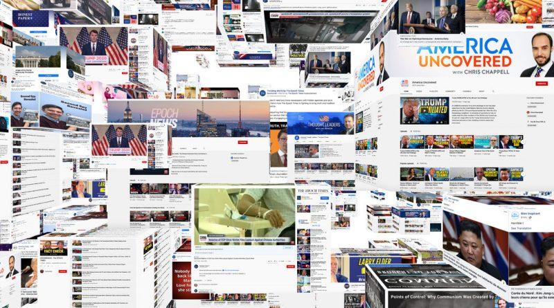 《纽约时报》曝光《大纪元时报》:从反华小报到右翼影响力机器