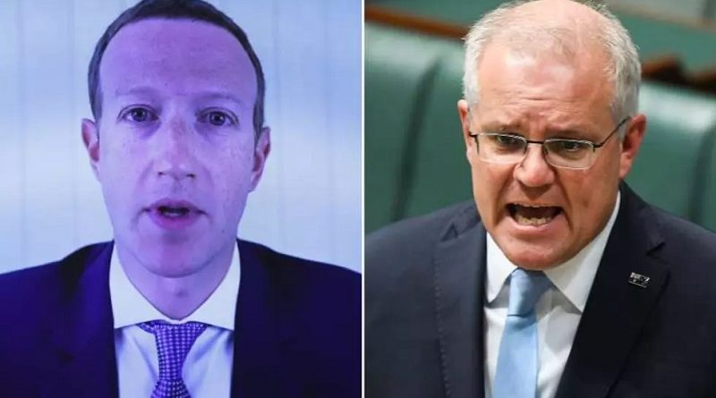 脸书叫板堪培拉,禁止澳洲用户分享和阅读新闻内容