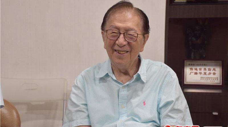 悼念菲律宾《世界日报》社社长陈华岳先生