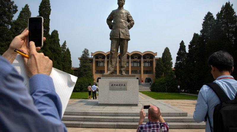 斯诺之女:我父亲当年如何报道中国